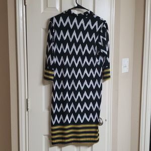 Dresses - Collared shirt dress